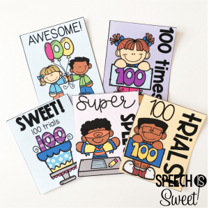 articulation badges for speech therapy