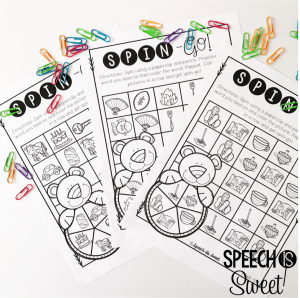 speech therapy games for articulation