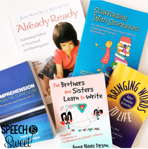 professional development reads for speech-language pathologists