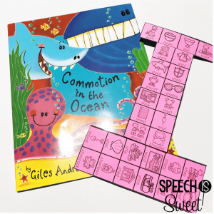 summer speech therapy activities